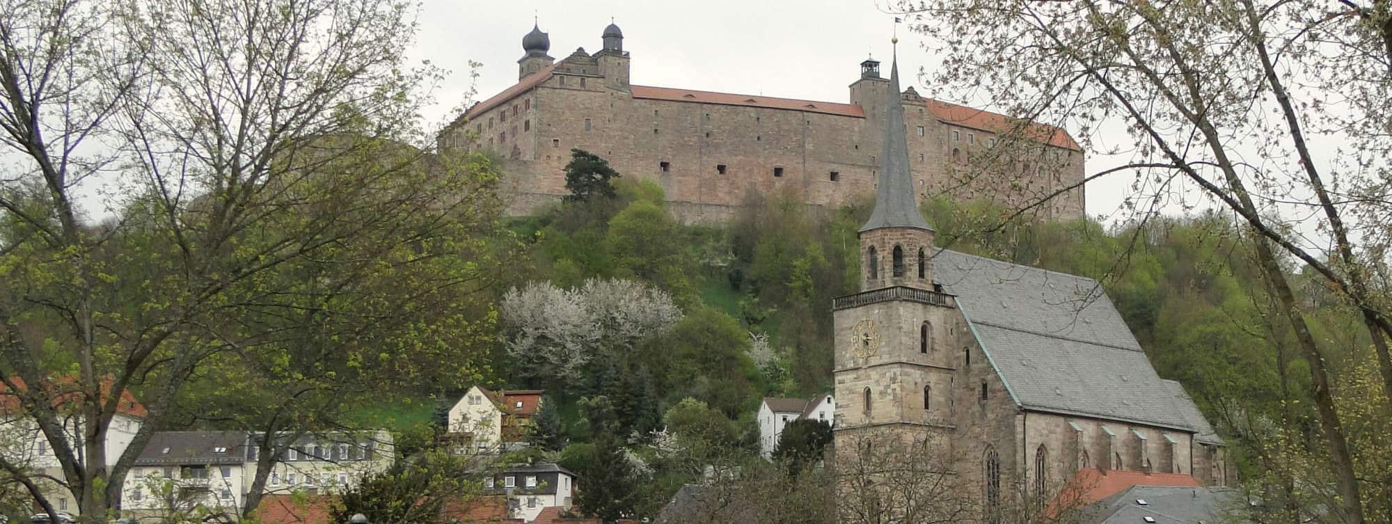 Petrikirche Kulmbach